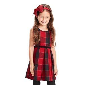 Children's Place Christmas Matching Dress
